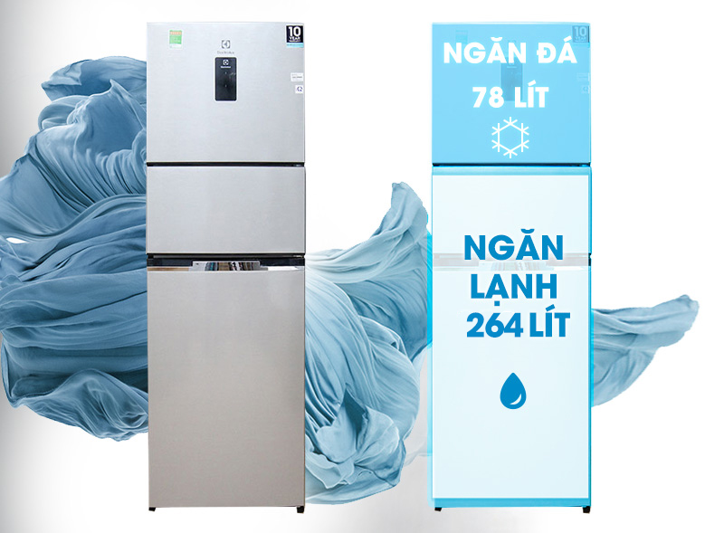 Tủ lạnh Electrolux lít EME3500MG