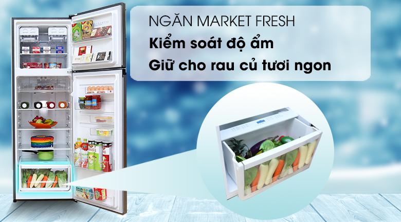 Tủ lạnh Electrolux Inverter 349 lít ETE3500AG