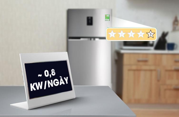 Tủ lạnh tiết kiệm điện cao