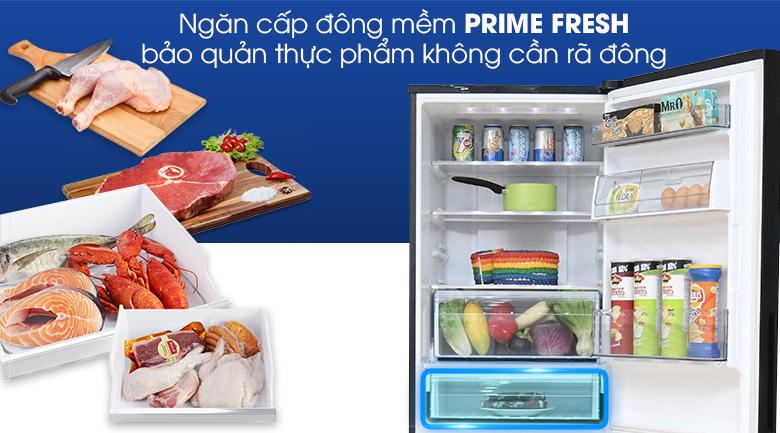 ngăn đông mềm Prime Fresh - Tủ lạnh Panasonic Inverter 322 lít NR-BV368GKVN