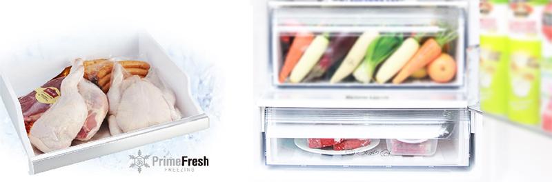 ngăn đông mềm Prime Fresh