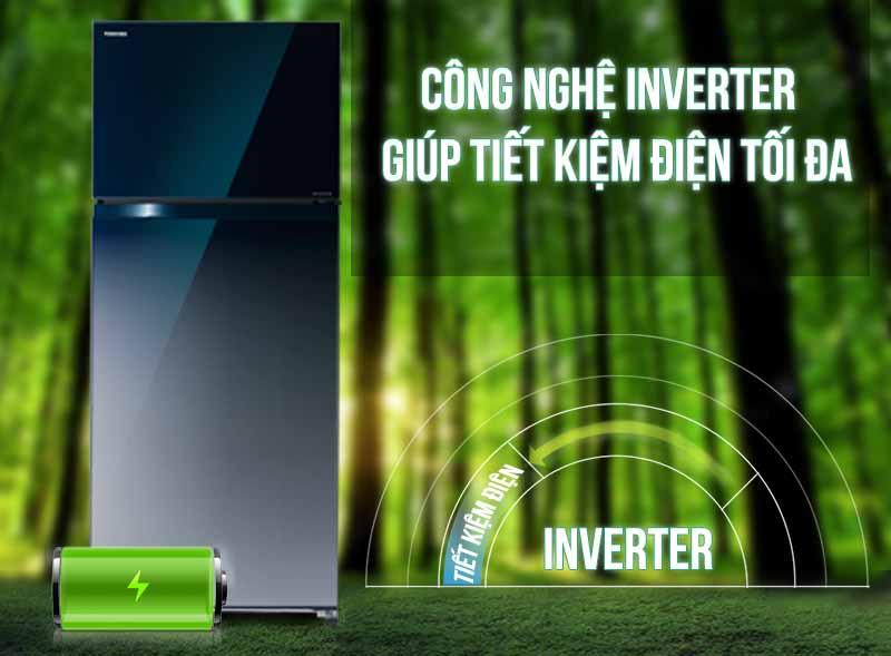 Tiết kiệm điện tối ưu nhờ công nghệ Inverter