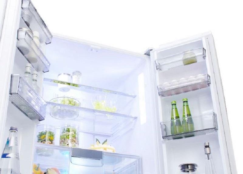 Công nghệ làm lạnh Paronama của tủ lạnh Panasonic NR-CY557GKVN sẽ giúp luồng khí mát phân bố đều khắp tủ