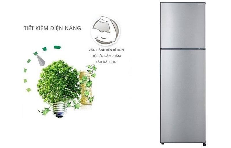 Tủ lạnh Inverter kết hợp Econavi tiết kiệm điện năng hiệu quả