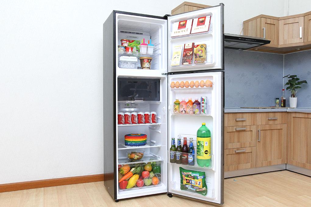 Tủ lạnh Sharp 271 lít SJ-X281E-DS hình 4