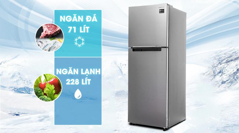 Tủ lạnh Samsung RT29K5012S8/SV