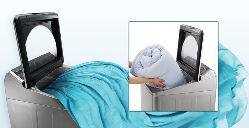 Máy giặt Panasonic NA-FS16V5SRV l