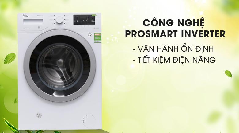 Công nghệ Prosmart Inverter - Máy giặt Beko inverter 9 kg WMY 91283 PTLB2
