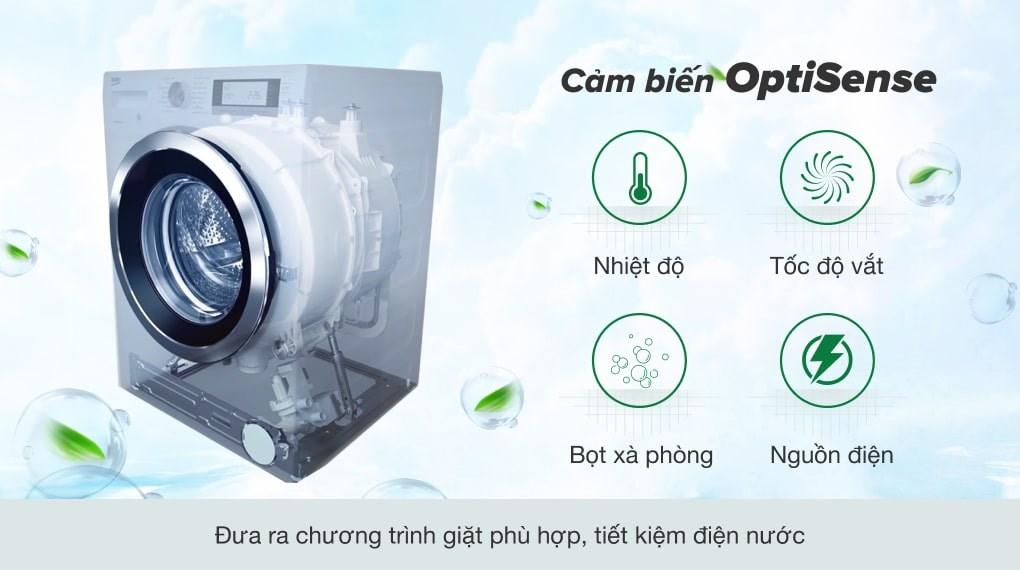 Công nghệ Prosmart Inverter - Máy giặt Beko Inverter 11kg WTE 11735 XCST