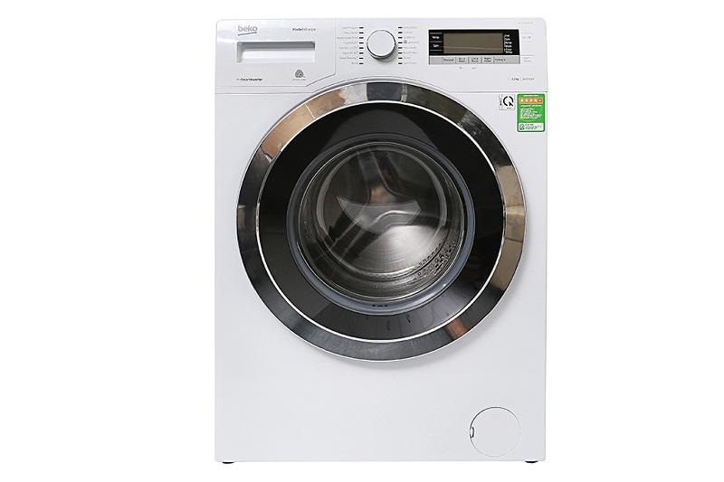 Máy giặt thương hiệu Châu Âu có thiết kế thanh lịch, sang trọng
