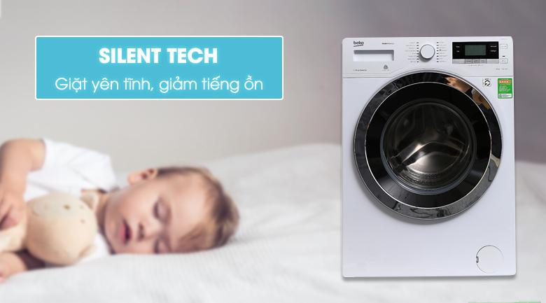 công nghệ silent tech