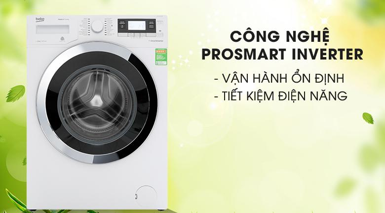 Máy giặt Beko Inverter 10 kg WY104764MW - Inverter