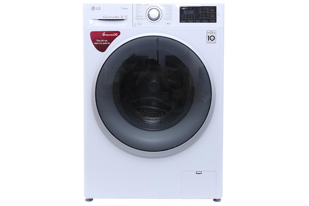 Máy giặt LG Inverter 8 kg FC1408S4W1 hình 1