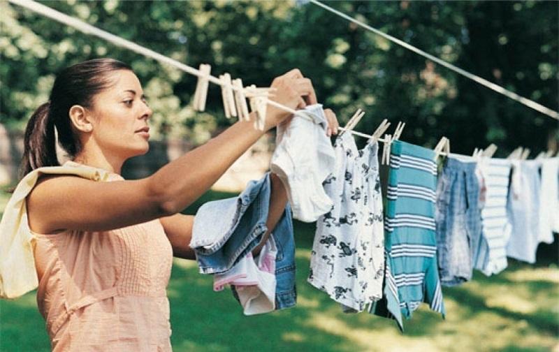 Khối lượng giặt 8 kg phù hợp cho gia đình 4-5 người