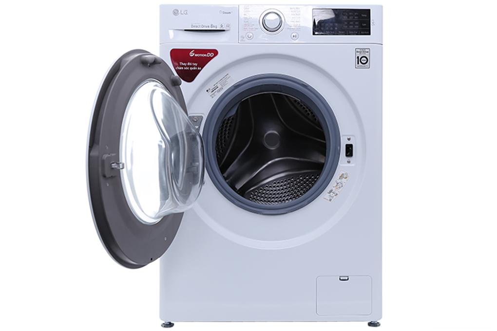 Máy giặt LG Inverter 8 kg FC1408S4W2 hình 2