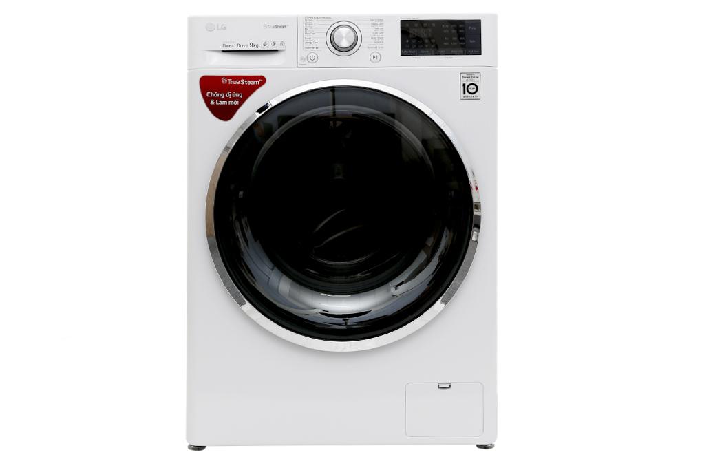 Máy giặt LG Inverter 9 kg FC1409S2W hình 1