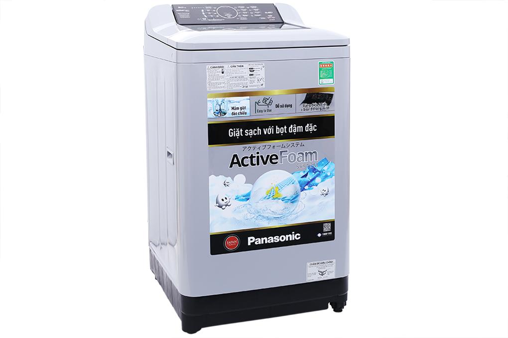 Máy giặt Panasonic 9 kg NA-F90A4GRV hình 2