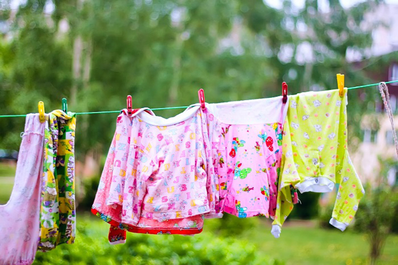Công nghệ giặt cô đặc bằng bọt khí giúp tẩy sạch vết bẩn