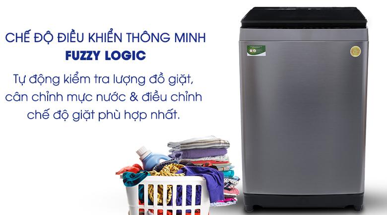Fuzzy Logic - Máy giặt Toshiba Inverter 16 kg AW-DUG1700WV (SS)