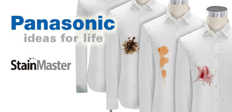 Công nghệ giặt nước nóng StainMaster+ diệt khuẩn