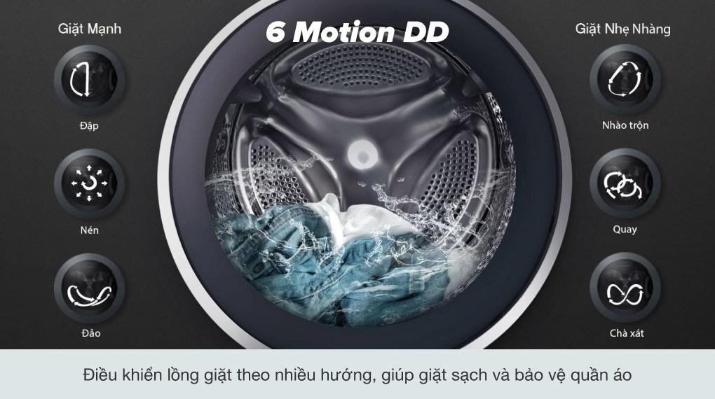 Truyền động trực tiếp - Máy giặt LG Inverter 8 kg FC1408S3E