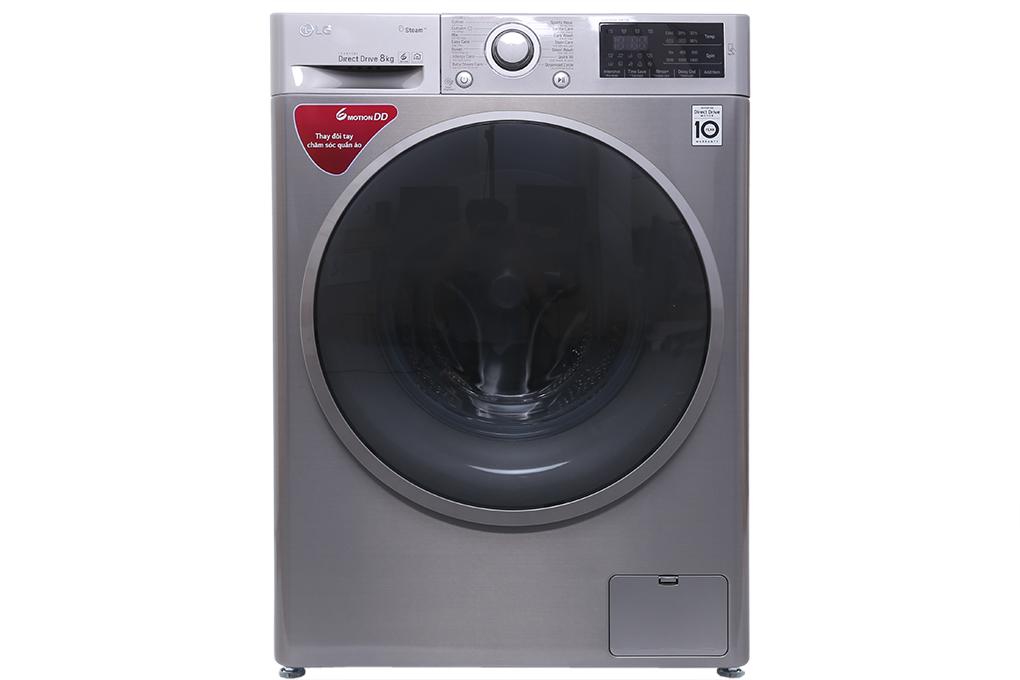 Máy giặt LG Inverter 8 kg FC1408S3E hình 1