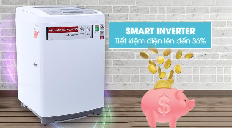Công nghệ Smart Inverter tiết kiệm điện năng hơn
