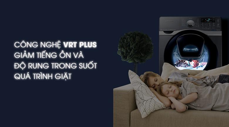 Công nghệ VRT PLUS - Máy giặt Samsung Add Wash Inverter 17 kg WD17J7825KP/SV