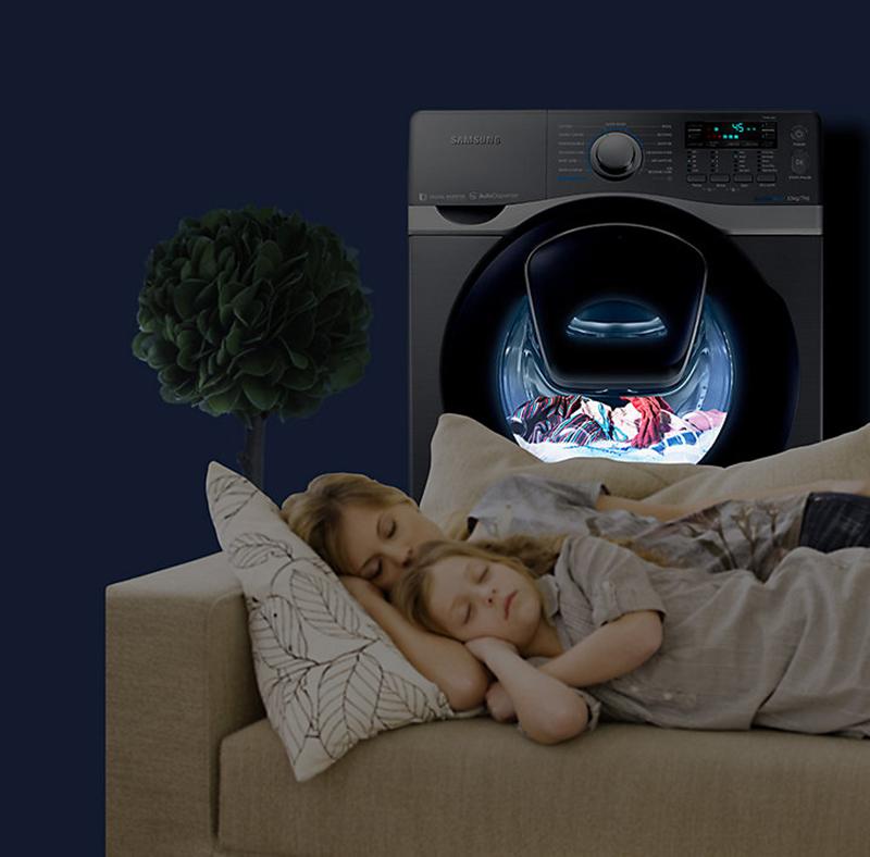 Công nghệ VRT Plus TM giúp giảm tiếng ồn