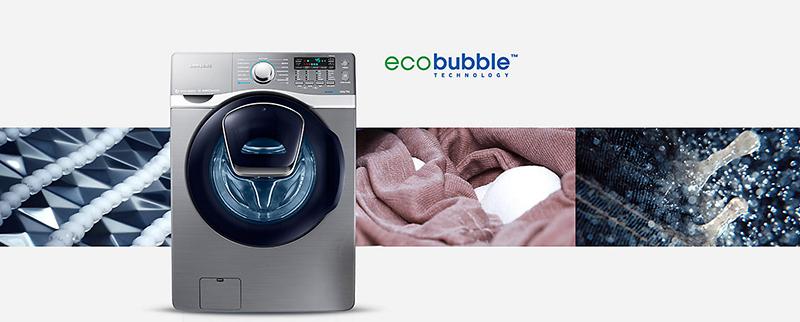 Công nghệ giặt Eco Bubble