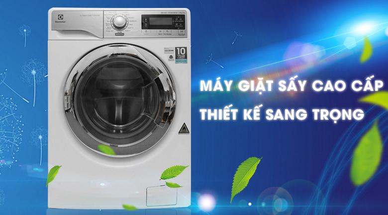 Máy giặt sấy Electrolux Inverter EWW14023