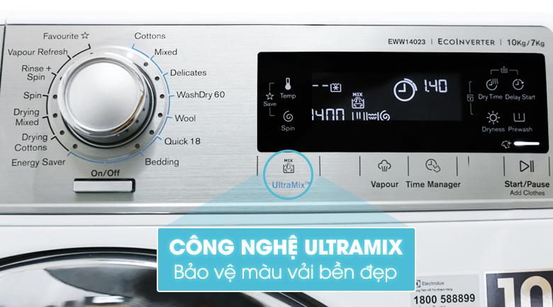 công nghệ ultramix