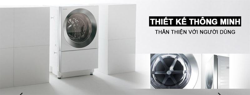Máy giặt Panasonic NA-D106X1WVT