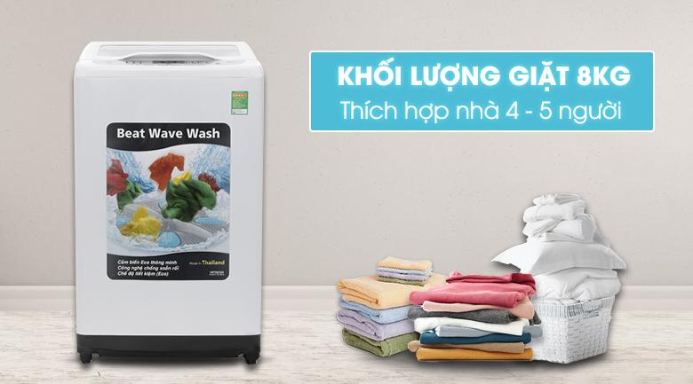 thiết kế máy giặt hitachi sf-80xa 220-vt (wh)