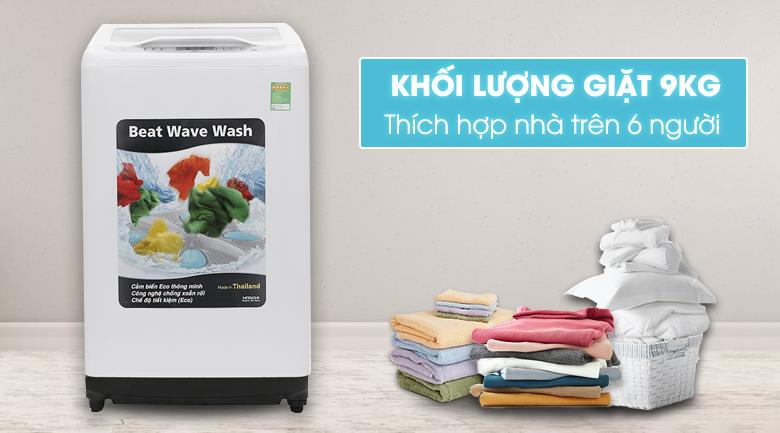 Máy giặt Hitachi SF-90XA 220-VT (WH)