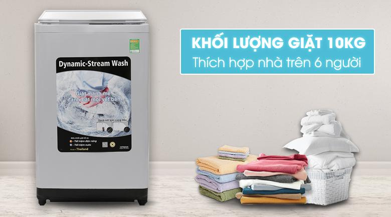 thiết kế máy giặt Hitachi SF-100XA 220-VT (COG-W)