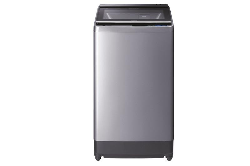 Máy giặt có thiết kế sang trọng, cứng cáp