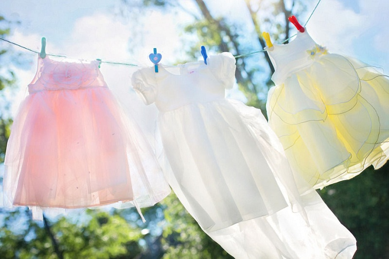 Không còn tốn thời gian là ủi sau khi giặt