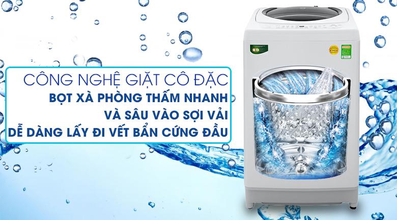 Giặt cô đặc - Máy giặt Toshiba 9kg AW-G1000GV WG