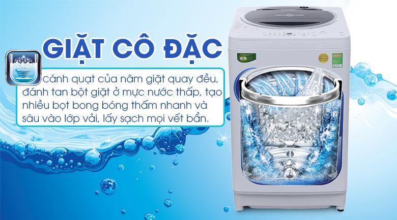 Giặt cô đặc - Máy giặt Toshiba 9.5 kg G1050GV (WB)