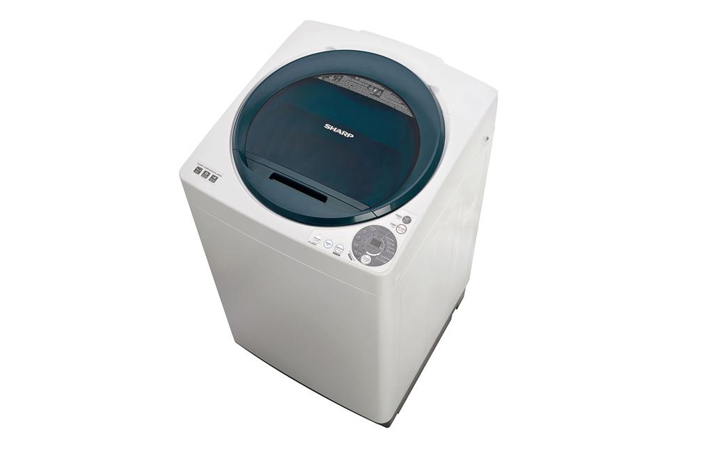 thiết kế máy giặt sharp es-u78gv-g