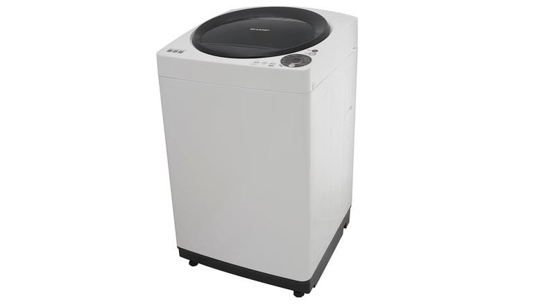 Máy giặt cửa trên quen thuộc với người tiêu dùng
