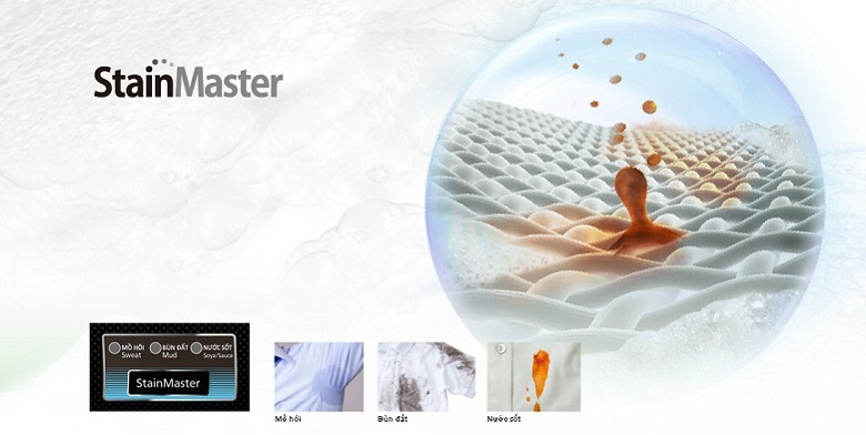 Giặt nước nóng - Máy giặt Panasonic 10 Kg NA-F100X5LRV