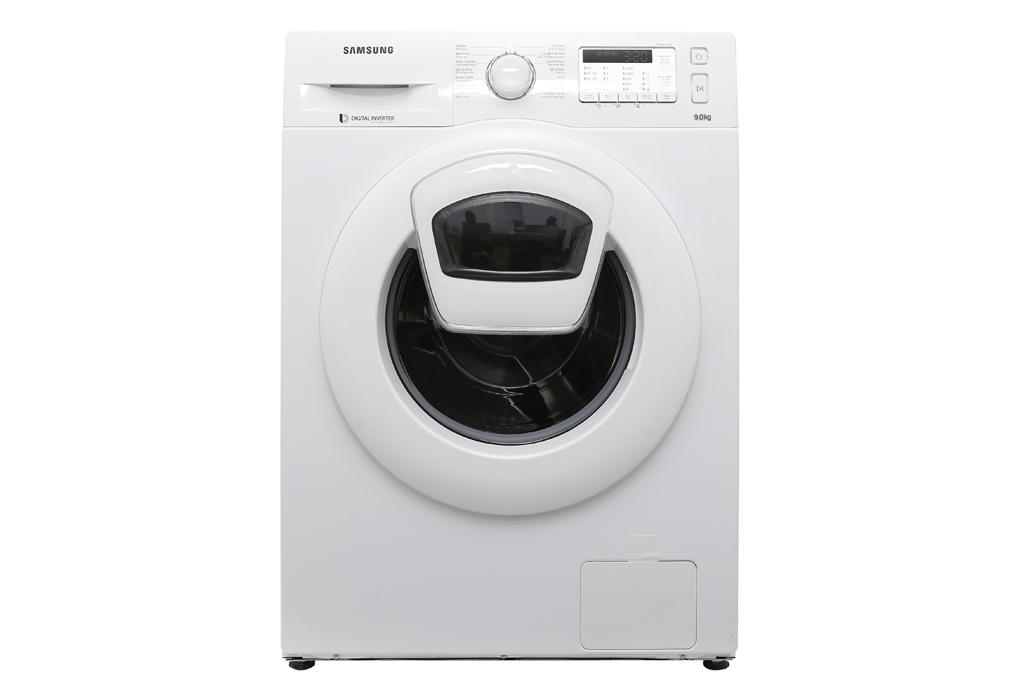 Thiết kế Máy giặt Samsung AddWash Inverter 9 kg WW90K5233WW/SV