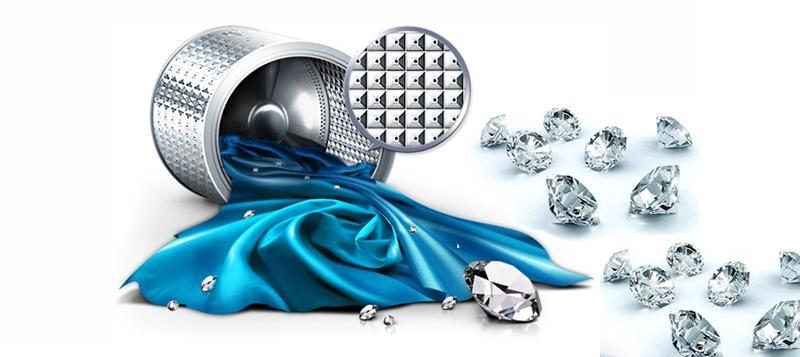 Lồng giặt kim cương bảo vệ quần áo bền đẹp như mới