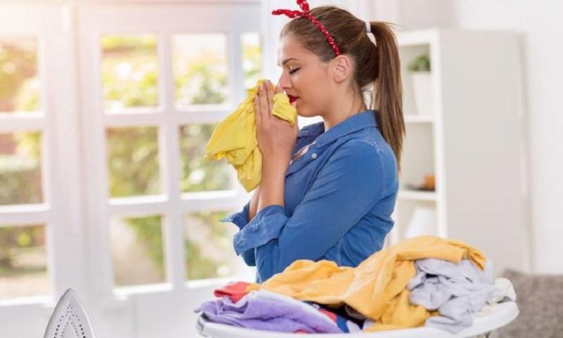 Giặt nước nóng diệt khuẩn