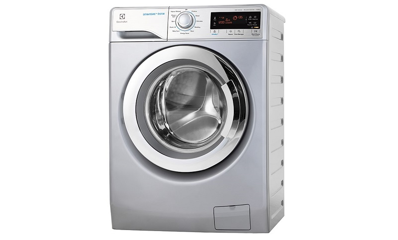 Máy giặt cửa trước sang trọng và hiện đại