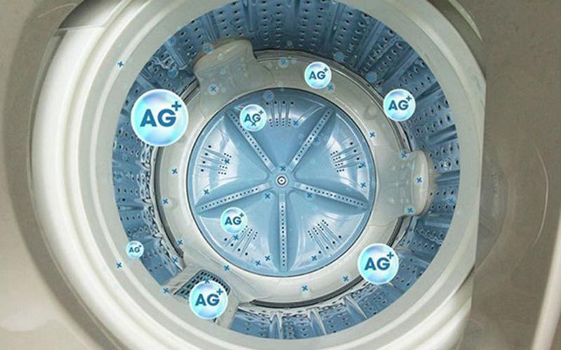 Công nghệ kháng khuẩn khử mùi Nano Ag+