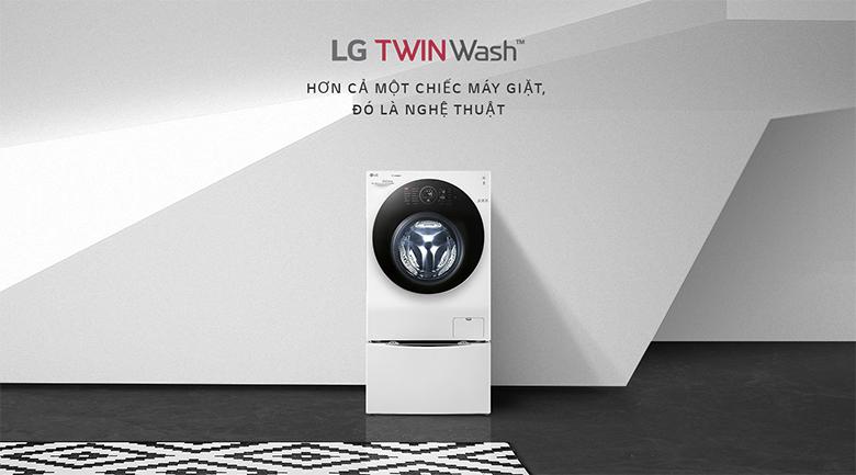 Máy giặt Twinwash FG1405H3W & TG2402NTWW