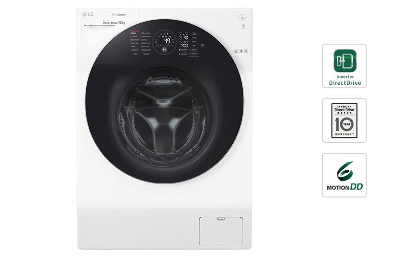Máy giặt sấy 2 trong 1 hoạt động nhanh chóng và tiện lợi